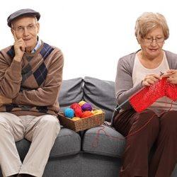 Артроз у пожилых людей